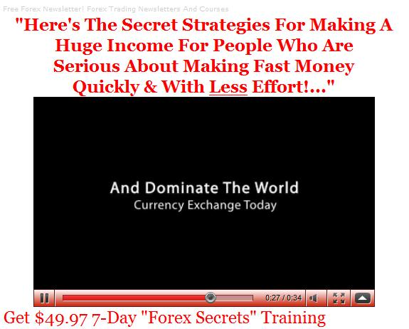 Forex Trading Training Course