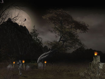 Halloween Wallpaper on Halloween Tree   Animated Wallpaper 5 07 Free Download For Windows 8