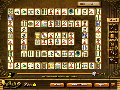 connect mahjong 2