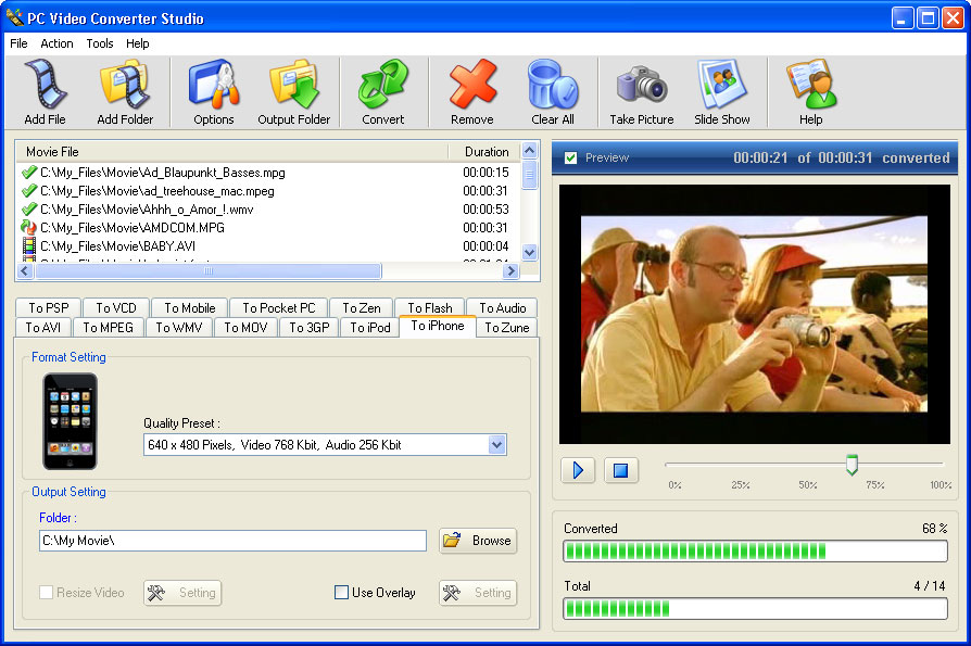 User reviews of PC Video Converter Studio 5.3