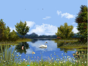 User reviews of Spring Lake - Animated Wallpaper 5.07