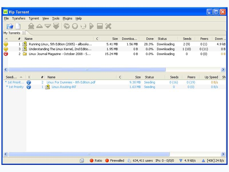 Torrent Software Download
