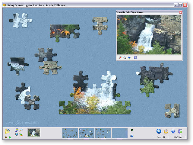 Living Scenes Jigsaw Puzzles 2.3 free download Windows8,Win98,WinME,WinNT ...