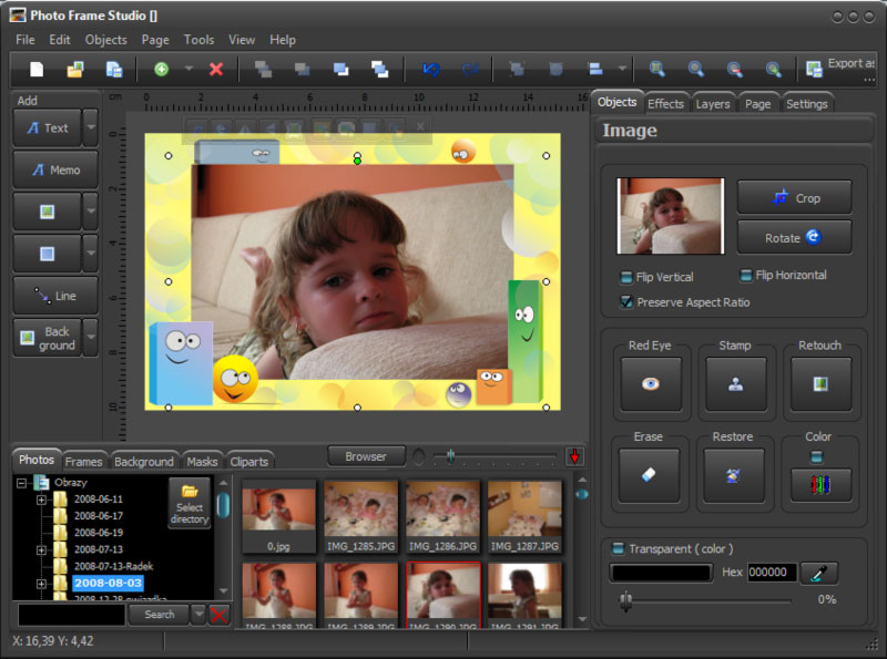 Photo Frame Software Free Download