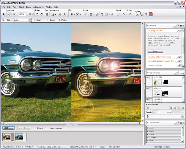 User reviews of ACDSee Photo Editor 4.0.195