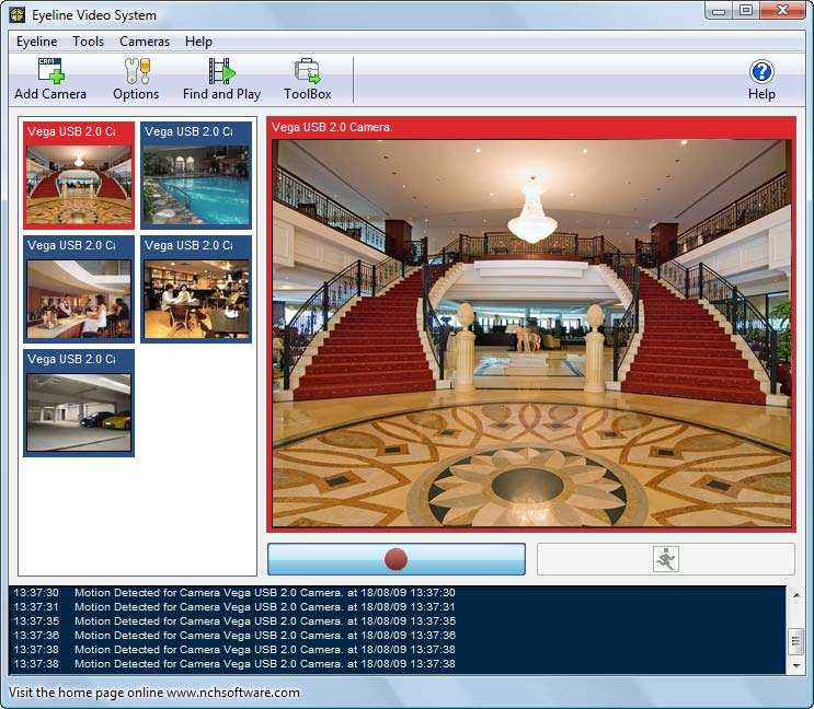 User reviews of EyeLine Free Video Surveillance Software 1.042. No reviews