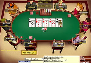 party poker online play