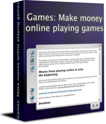 making money playing video games forums