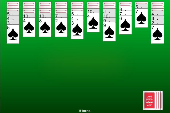 telecharger spider solitaire gratuit windows 7